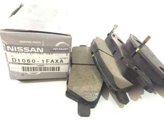 Brake Pad Nissan March 1.5
