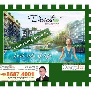 Daintree Residences New Launch