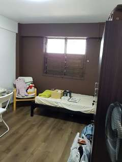Newly renovated home, near metro station (mrt) market,  supermarkets,  expressways,  woman only