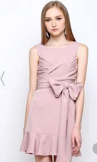 Chocochips clothing Dress pink