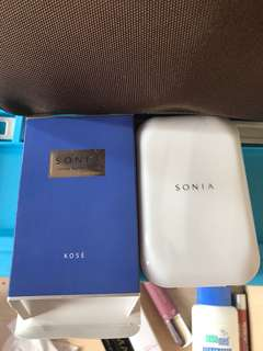 Kose Sonia Two way foundation Powder