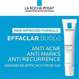 🚚 (FreeMail)La Roche Posay Effaklar Duo+ 40ml exp. 11/20