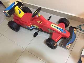 Pedal Racecar