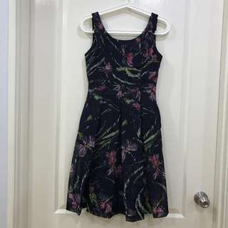 Floral Dress Fash Mob - S