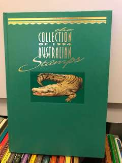 1994 Collection of Australian stamps 澳洲郵票冊