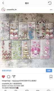 Disney Case 卡通手機殼
