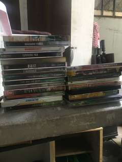 Assorted Used CD