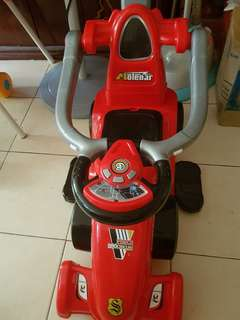 Ride on car for toddlers