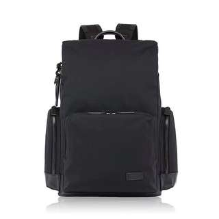 Ready stock: Original Tumi Harrison series Clifford Backpack Black