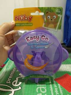 Nuby UK Baby food bowl