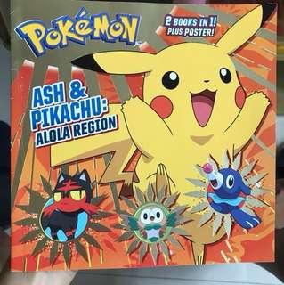 🚚 Pokémon book