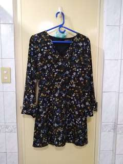 REPRICED! Something borrowed retro floral dress