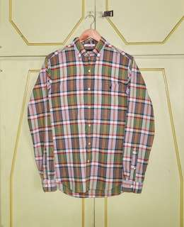 Authentic Ralph Lauren Rugby Madras Button Down