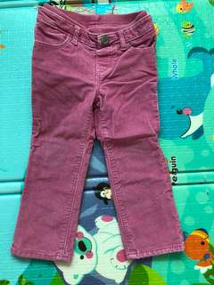 Baby Gap Jeans (Authentic) (for Spring/Autumn/Winter)