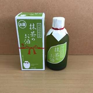 京都山本本家綠茶 Sake