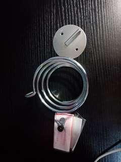 Hairdryer hanger