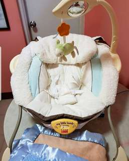Little Lamb Infant Seat