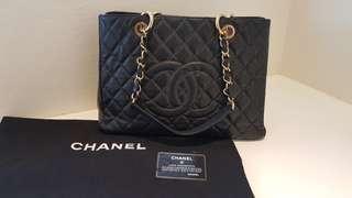 Chanel GST Caviar