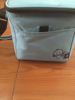 Cooler bag for ASIP or food jar
