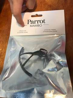 Parrot mambo accessories 2 black hull
