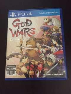 PS4 God Wars Future Past (Used)