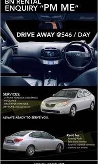 Hyundai avante 1.6 S
