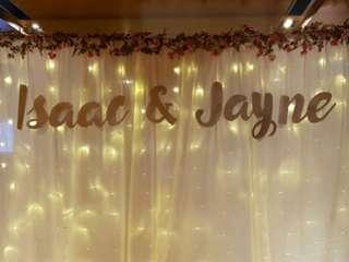 🚚 Customised Name banner