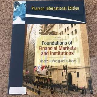 International Finance, Financial Markets (2 books)