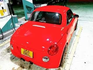 Daihatsu Copen 660 Auto Turbo