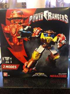 Power Ranger Bullrider Megazord