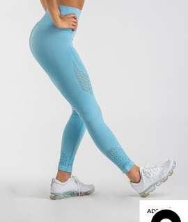 ‼️On Hand‼️ Gymshark Energy Seamless- Sky Blu