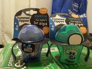 Tommee Tippee Bottles/ Sippee Cup