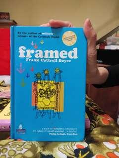 Framed~frank cottrell boyce