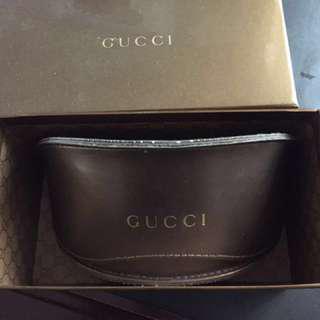Brand new in box and case Gucci sunglasses