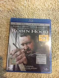 Original Blu ray - Robin Hood