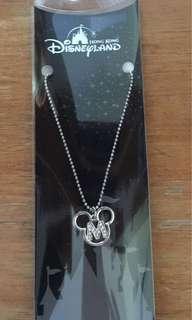 "Disney Necklace ""M"""