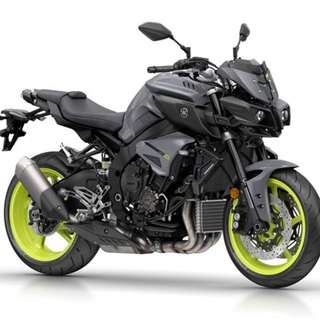 Yamaha mt10 with coe $33.9k D/P $1500 or $500 Without Insurance  (Terms and conditions apply. Pls call 67468582 De Xing Motor Pte Ltd Blk 3006 Ubi Road 1 #01-356 S 408700.