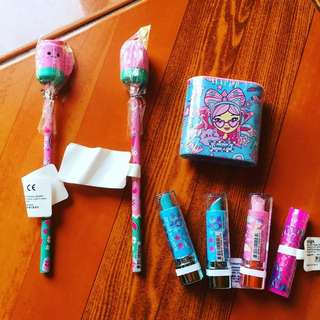 Smiggle Items (take all)