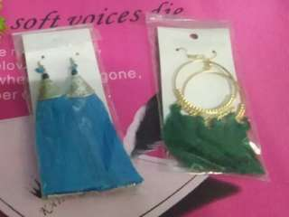 REPRICED fashion earings