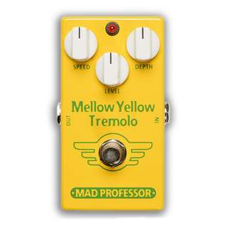 MadProfessor Mellow Yellow Tremolo Effect Pedal