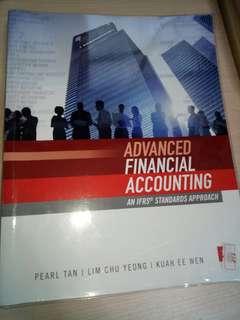 AC3102 Advanced Financial Accounting PLK