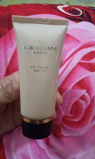 CC Cream Oriflame    Giardano Gold
