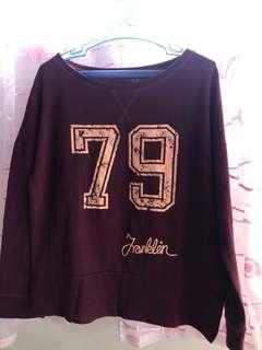 Loose Sweater Like
