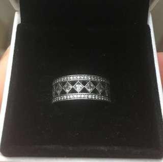 Pandora Vintage Fascination Ring