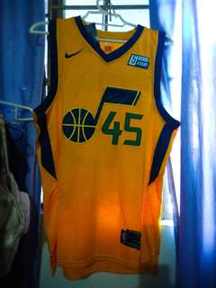 Nike Jerseys D.Mitchell & J.Wall