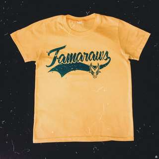 Feu Yellow Shirt