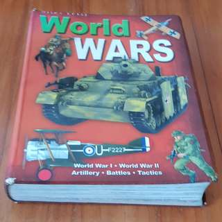 Book on World Wars: World War 1 | World War 2 | Artillery | Battles | Tactics