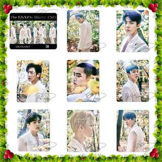 EXO Mouse Pad