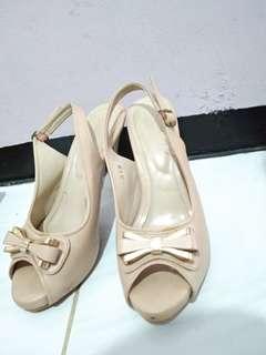 high heels detils