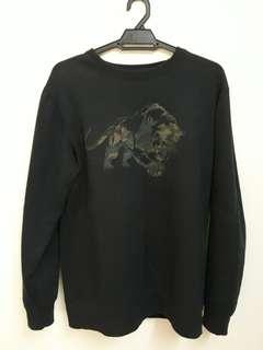 COTTON ON Black Sweatshirt (M)